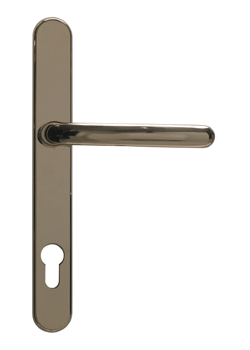 balmoral handle in hardex gold