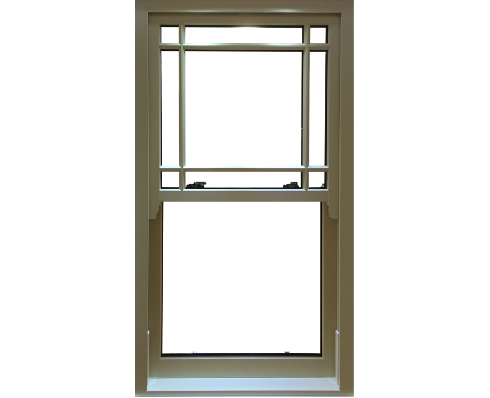 Timber Vertical Sliding Windows
